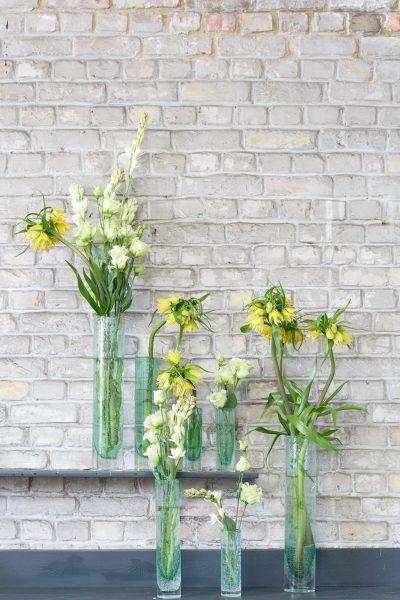 arrangement-fleurs-jaune-vase